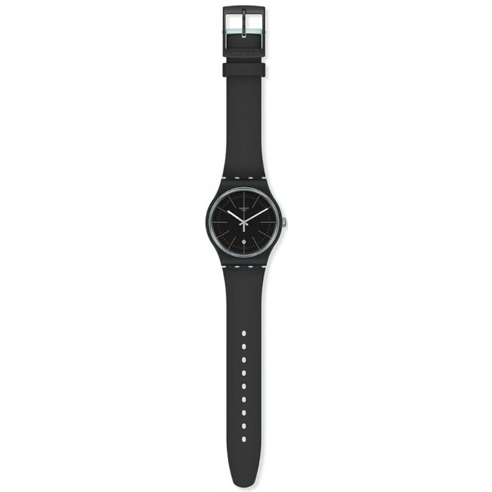 SWATCH – BLACK LAYERED – SUOS402