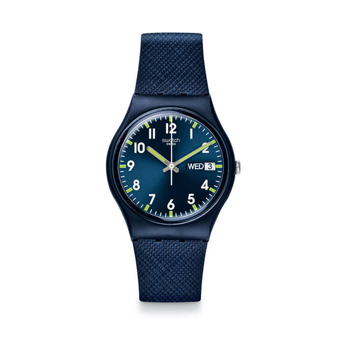 Swatch – SIR BLUE – GN718
