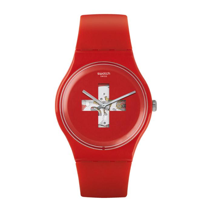 Swatch – SWISS AROUNG THE CLOCK – SUOR106