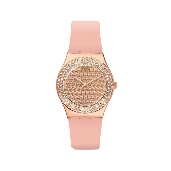 SWATCH – PINK CONFUSION – YLG140