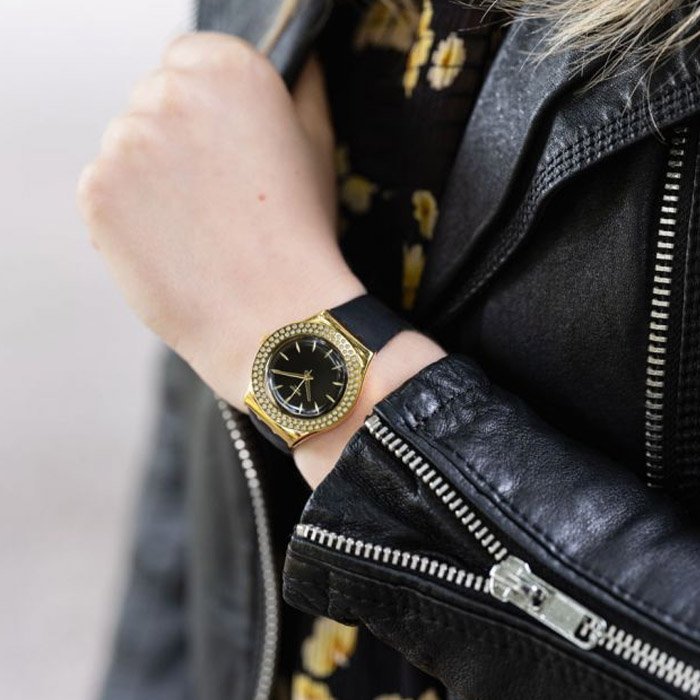 SWATCH – GOLDY SHOW – YLG141 2
