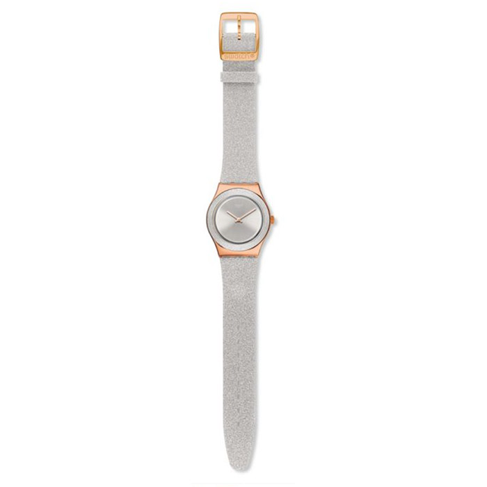 SWATCH – GRAY SPARKLE – YLG145