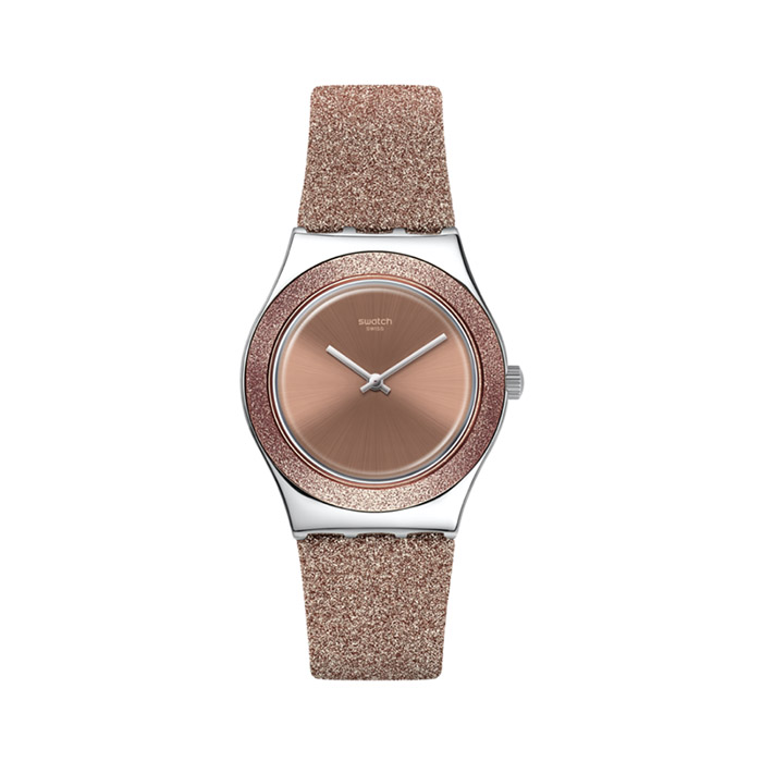 SWATCH – ROSE SPARKLE – YLS220