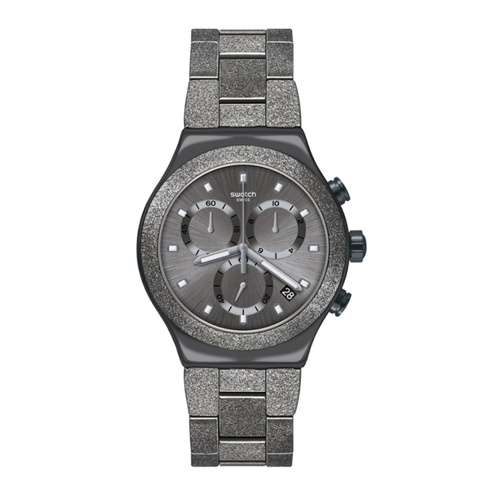SWATCH – IRONY BLACKSHINY – YVM405G