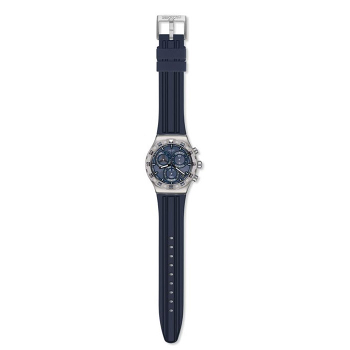 SWATCH – TECKNO BLUE – YVS473 1
