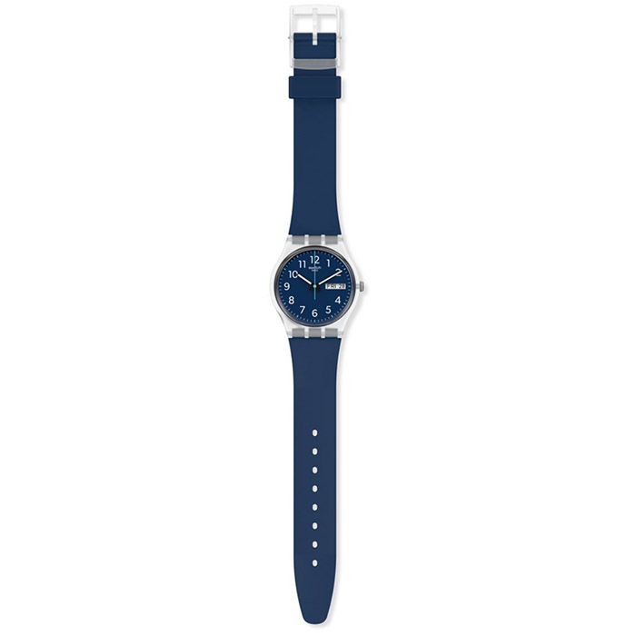 SWATCH – RINSE REPEAT NAVY – GE725 1