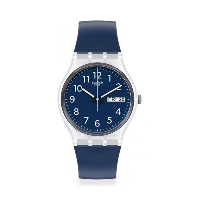 SWATCH – RINSE REPEAT NAVY – GE725