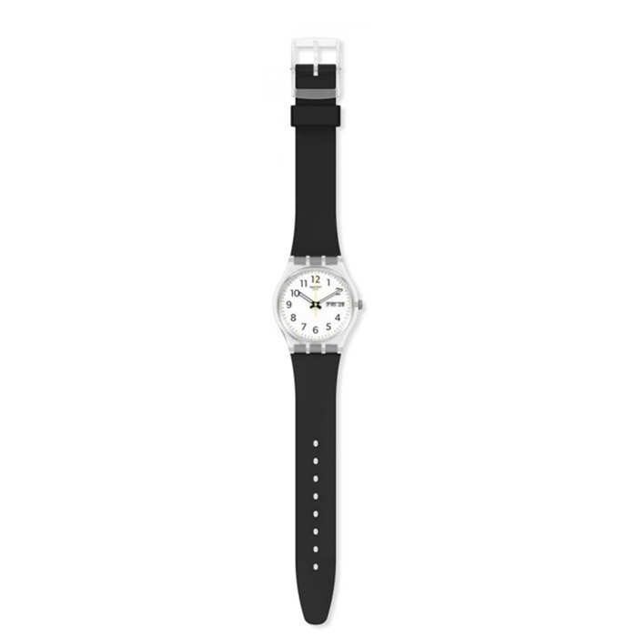 SWATCH – RINSE REPEAT BLACK – GE726 1