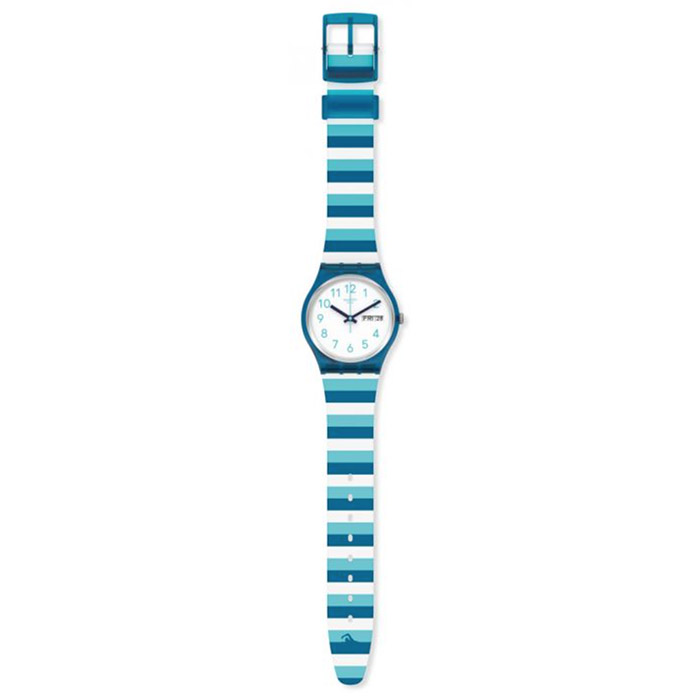 SWATCH – STRIPED WAVES – GN728