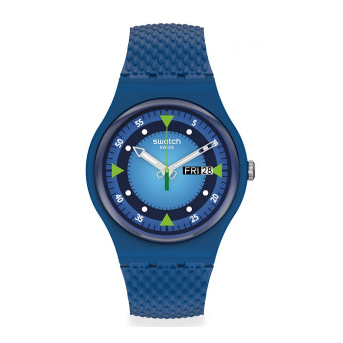 SWATCH – BLUE BLEND – SO29N701