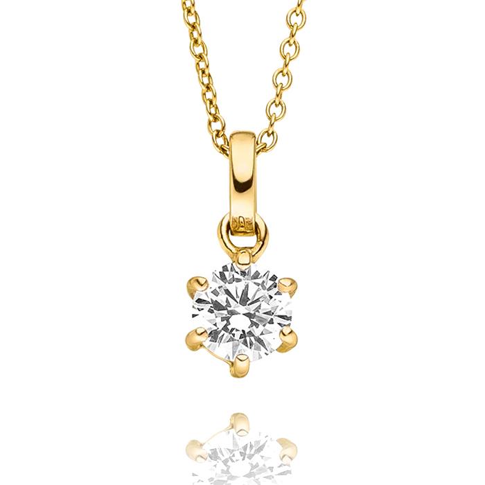 VIVENTY Jewels – Anhänger mit Kette 782332