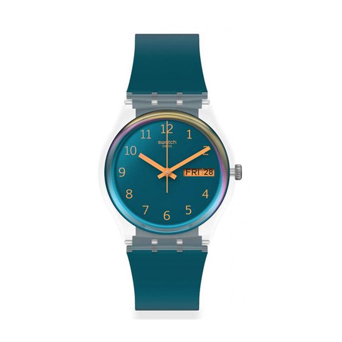SWATCH – BLUE AWAY – GE721