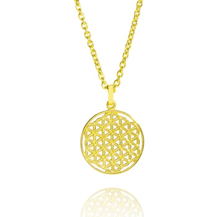 Amor Distribution Sàrl – Halskette Blume des Lebens – AA12010
