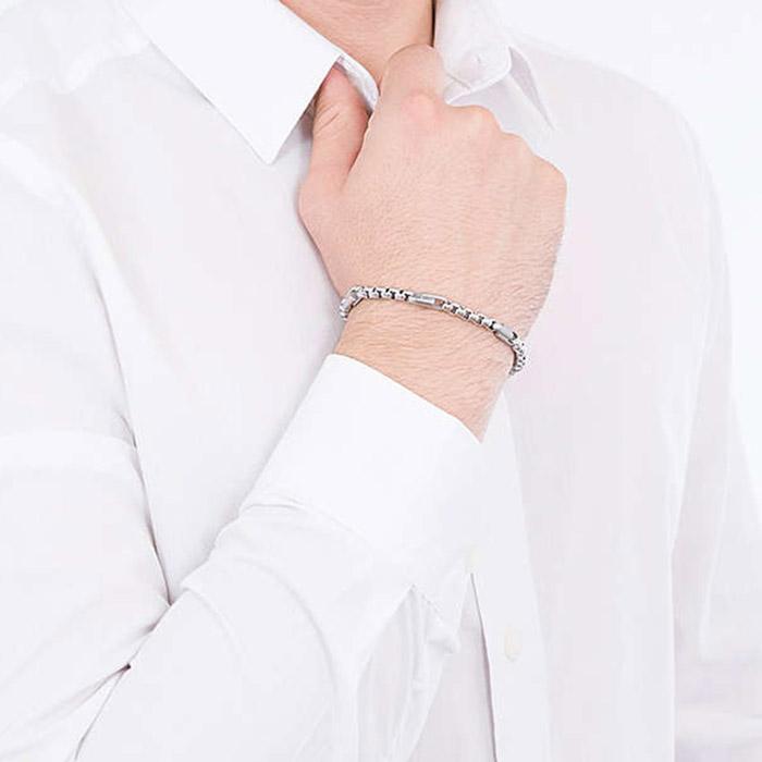 Fossil Mens Dress Armband – JF03436040 1