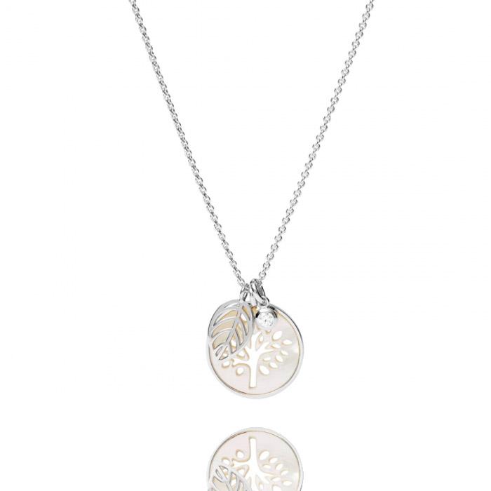 Fossil Sterling Silver Halskette – JFS00509040