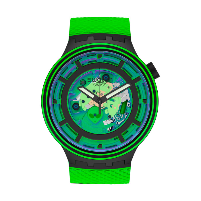 Swatch Come In Peace! – SB01B125