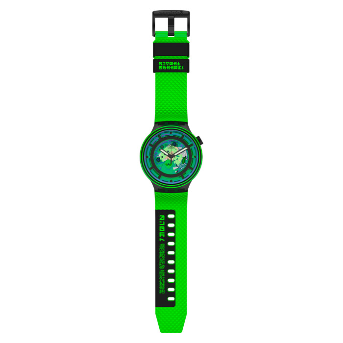 Swatch Come In Peace! – SB01B125 1