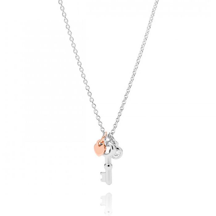 Fossil Sterling Silber Halskette – JFS00467998